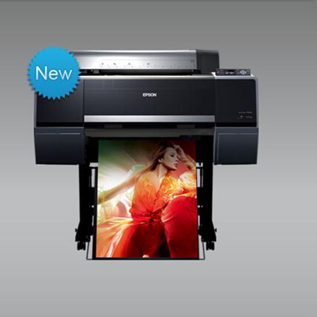 维修爱普生EPSON6080大幅面打印机